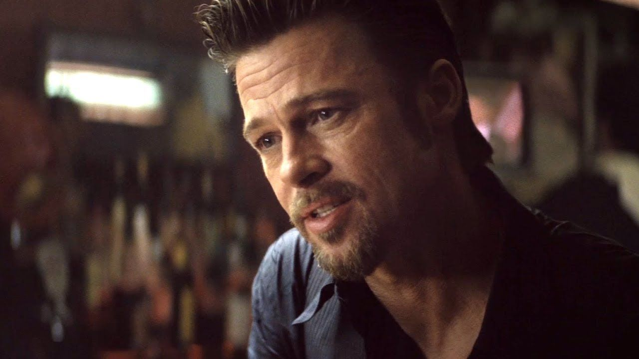 Killing Them Softly - Final Scene - American Dream